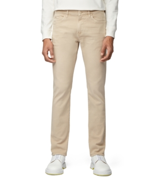 Boss Men's Delaware Light Beige Jeans