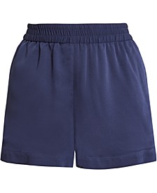 Pull-On Woven Shorts