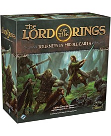 The Lord of the Rings- Journeys in Middle-Earth Strategy Board Game