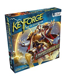 Key forge- Age of Ascension Two-Player Starter Collectable Deck Game