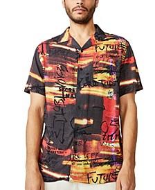 Men's Short Sleeve Street Shirt