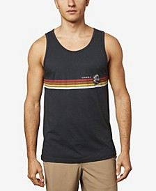 Mens Curve Tank Top