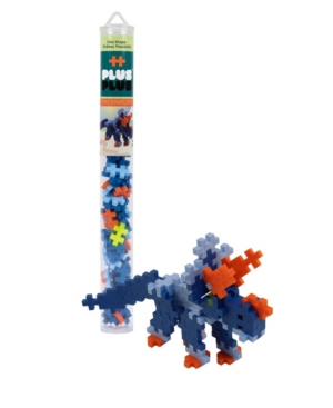 Plus-Plus - 70 Piece Triceratops Building Set