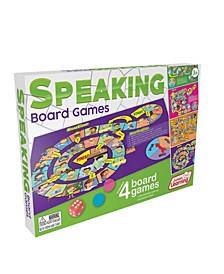Speaking Learning Educational Board Games