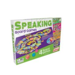 Junior Learning Speaking Learning Educational Board Games