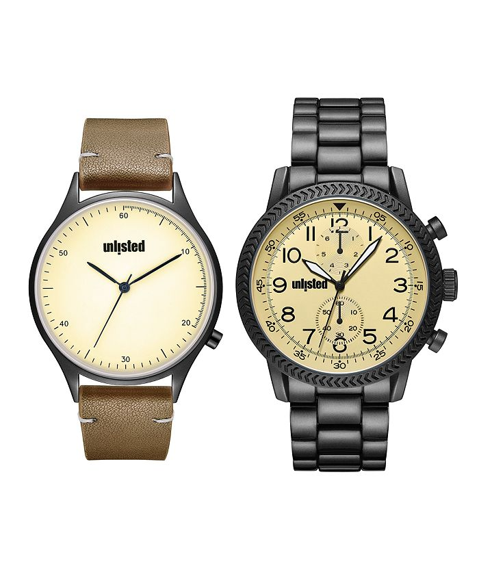 Unlisted - Kenneth Cole  Classic Watch Set, 45MM