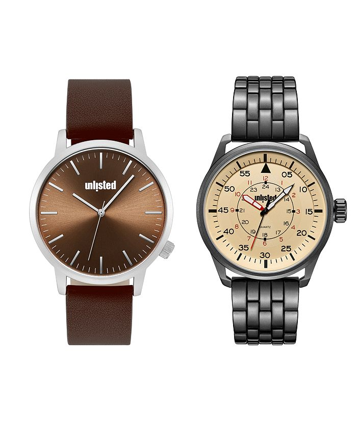 Unlisted - Kenneth Cole  Classic Watch Set, 44MM