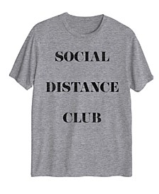 Women's Social Distance Club T-shirt
