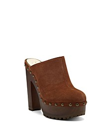 Women's Kouren High Heel Mules