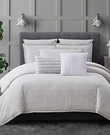 Bedford 3 Piece Comforter Set, Queen