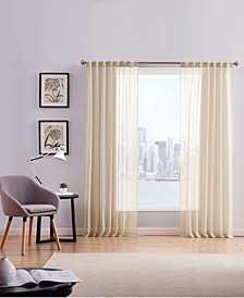 Sheer Window Curtain