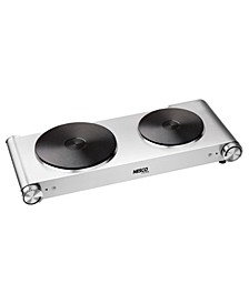 DB-02 Double Electric Burner
