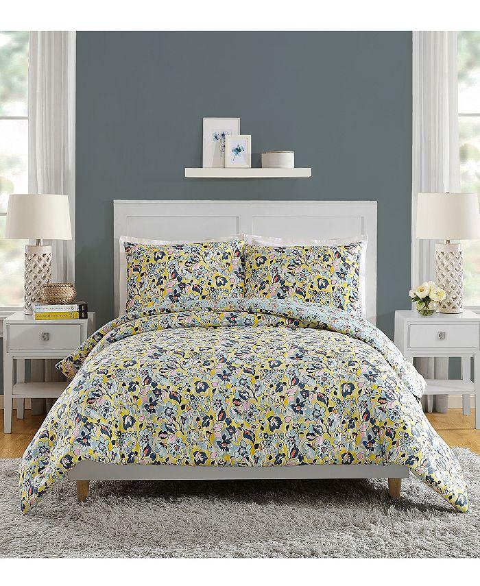 Vera Bradley - Sunny Garden Comforter Set