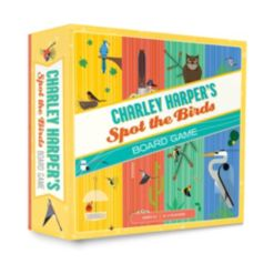 Pomegranate Communications, Inc. Charley Harper's Spot The Birds Board Game