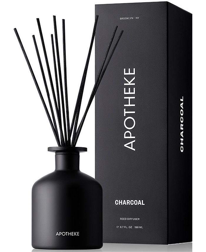 APOTHEKE - Charcoal Reed Diffuser, 6.7-oz.