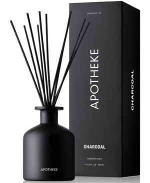 Charcoal Reed Diffuser