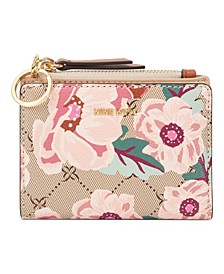 Clare Small Zip Wallet