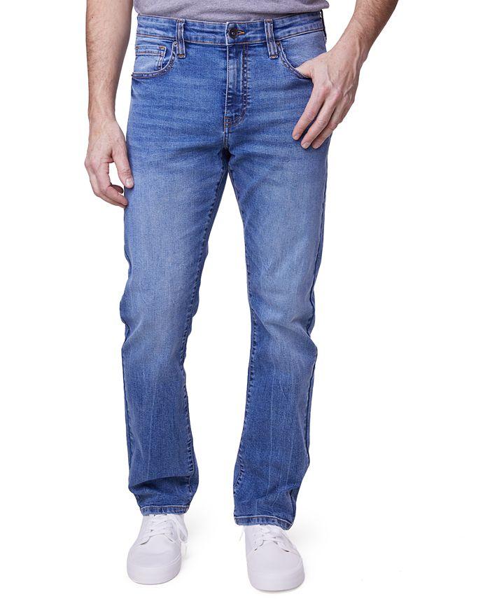 Lazer - Men's  Slim-Fit Stretch Jeans