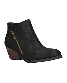 Bobbi Comfort Booties