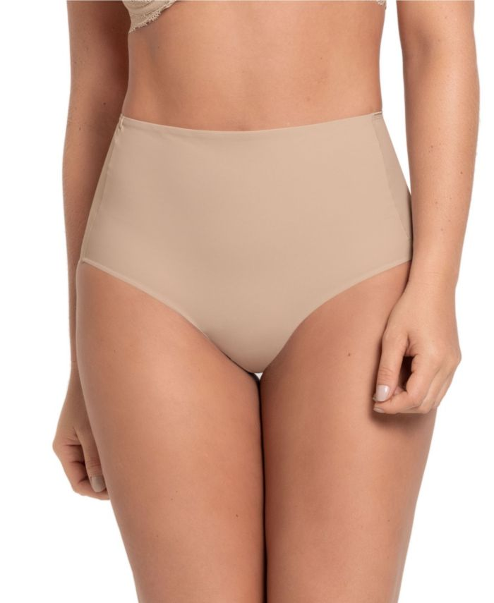 Leonisa High Waisted Seamless Hipster Panty - Perfect Fit & Reviews - Bras, Panties & Lingerie - Women - Macy's
