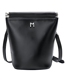 Melie Bianco Tami Vegan Leather Small Crossbody