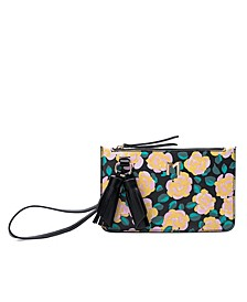 Farrah Vegan Leather Mini Crossbody