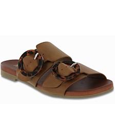 Edina Slide Sandals