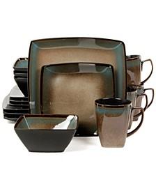 Tequesta 16-piece Dinnerware Set, Service for 4