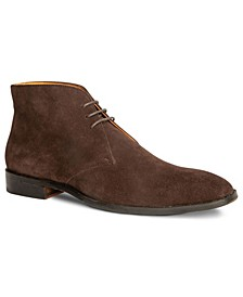 Corazon Chukka Boots Men's Lace-Up Casual