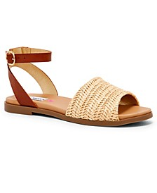 Big Girls Flat Sandal