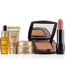Choose Your FREE 5-pc Gift with any $50 Lancôme Purchase. Up to a $124* Value!