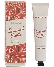 Rosewood Vanilla Hand Cream, 1.5-oz.