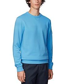 BOSS Men's Walkup 1 Relaxed-Fit Sweatshirt