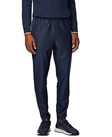 BOSS Men's Hariqo Pinstripe-Detail Jogging Trousers