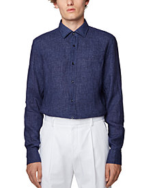 BOSS Men's Joy Slim-Fit Shirt
