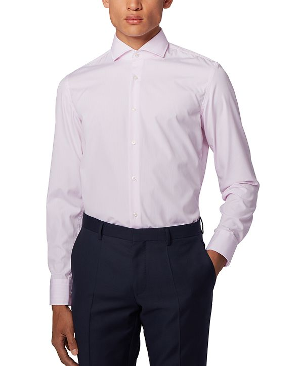 Hugo Boss BOSS Men's Jason Slim-Fit Shirt