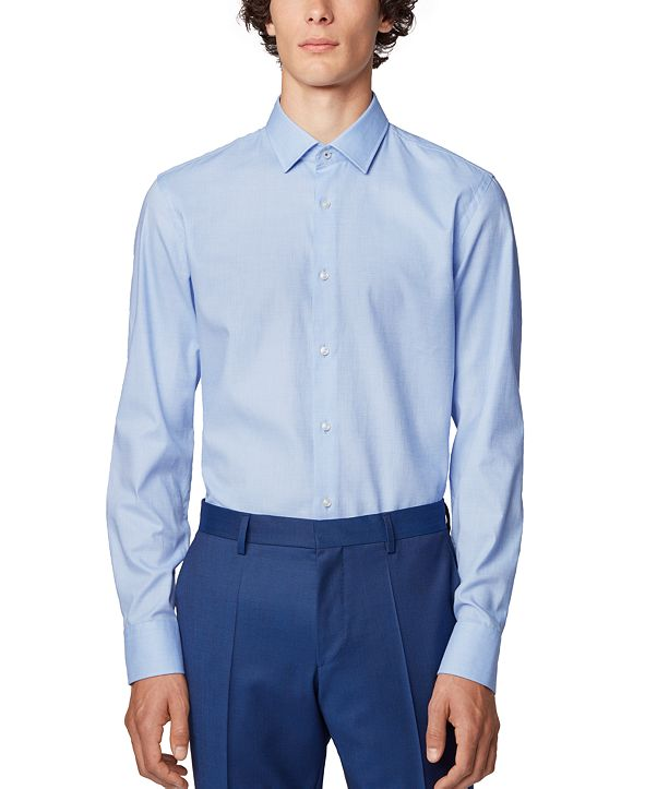 Hugo Boss BOSS Men's Jesse Slim-Fit Shirt