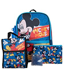 Mickey Backpack, 5 Piece Set