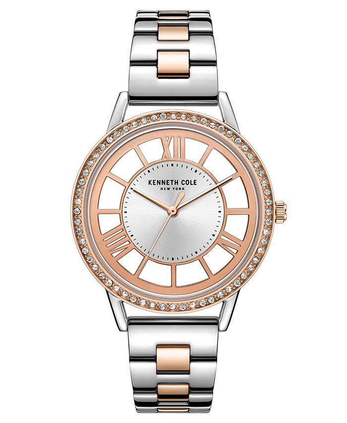 Kenneth Cole New York - Women's Transparency Watch 35 mm