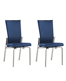 Molly Motion-Back Side Chair, Set of 2