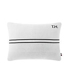 "Twinin Stripe Decorative Pillow, 15"" x 20"""