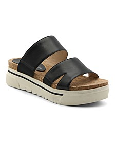 Women's Dean Two Band Sandals