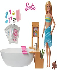CLOSEOUT! Barbie Fizzy Bath Playset