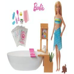Closeout! Mattel Barbie Fizzy Bath Playset