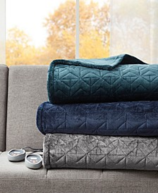 Pinsonic Electric Quilted Blanket Collection