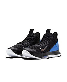 Men's Lebron Witness IV Basketball Sneakers from Finish Line