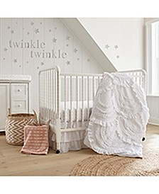 Baby Skylar Crib Bedding Set of 4