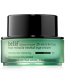 Peat Miracle Revital Eye Cream, 0.84-oz.