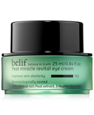 Peat Miracle Revital Eye Cream