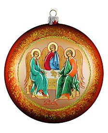 Trinity Glass Ornament